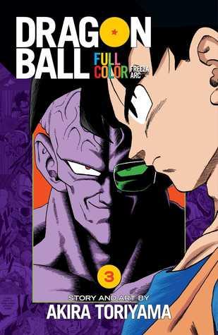 Dragon Ball Full Color: Freeza Arc, Vol. 3