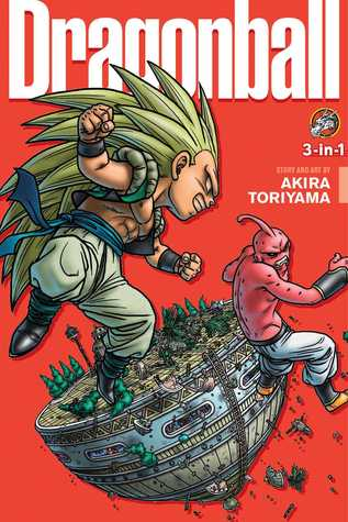 Dragon Ball Z, Volume 1 (VIZBIG Edition)