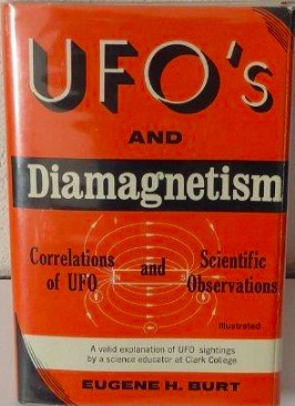 UFOs and Diamagnetism: Correlations of UFO and Scientific Observations