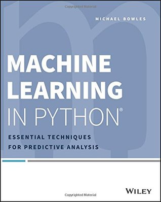machine learning in python essential techniques for predictive