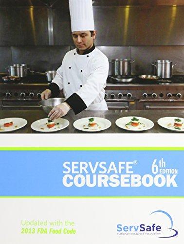 ServSafe Coursebook, 6th Edition
