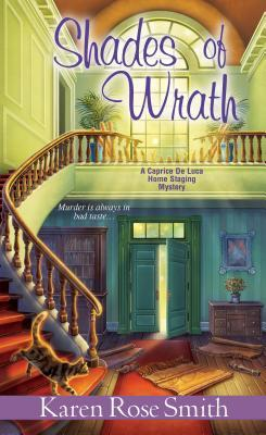 Shades of Wrath by Karen Rose Smith