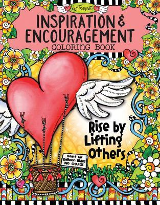 Inspiration & Encouragement Coloring Book