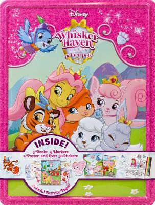 Disney Whisker Haven Tales with the Palace Pets Collector's Tin