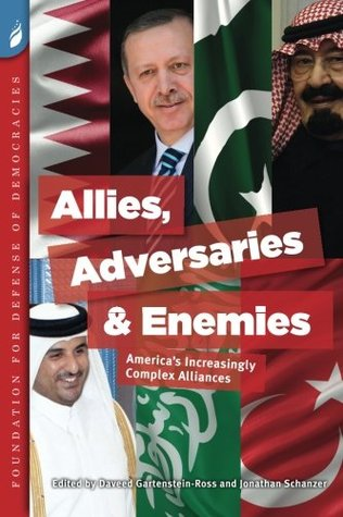 Allies, Adversaries and Enemies: America's Increasingly Complex Alliances