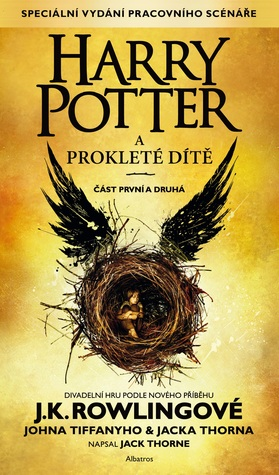 Harry Potter a prokleté dítě (Harry Potter, #8)