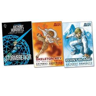 Alex Rider: The Graphic Novels Boxed Set, #1-3 (Alex Rider: The Graphic Novels, #1-3)
