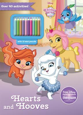 Disney Whisker Haven Tales with the Palace Pets Hearts and Hooves