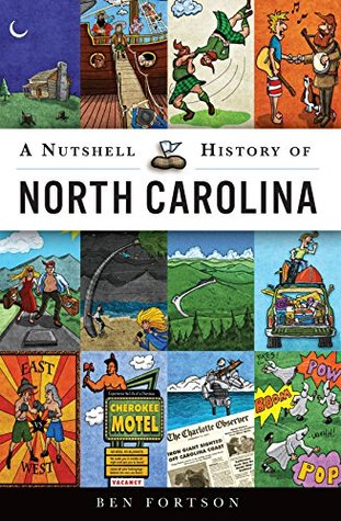 A Nutshell History of North Carolina
