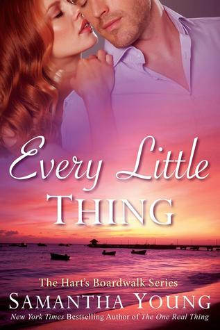 Every Little Thing (Hart's Boardwalk, #2)