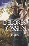 Landon (The Lawmen of Silver Creek Ranch #9)