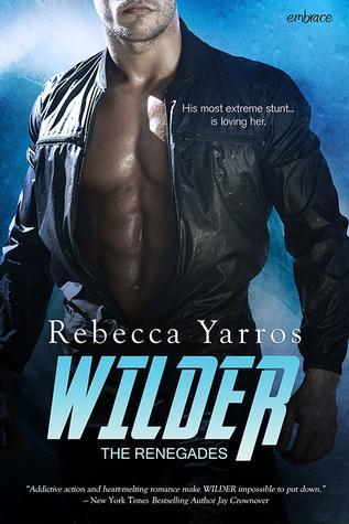 Wilder (The Renegades, #1)