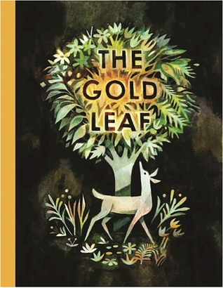 The Gold Leaf - Kirsten Hall