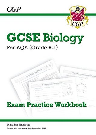 New Grade 9-1 GCSE Biology: AQA Exam Practice Workbook