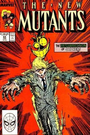 New Mutants #64