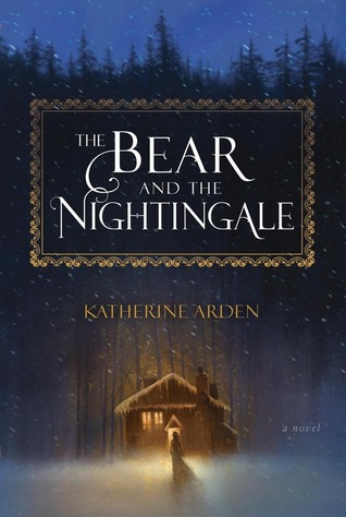 Image result for bear and the nightingale