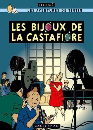 Les Aventures de Tintin : Les Bijoux de la Castafiore - Tintin et les Picaros (Two Books and DVD Package)