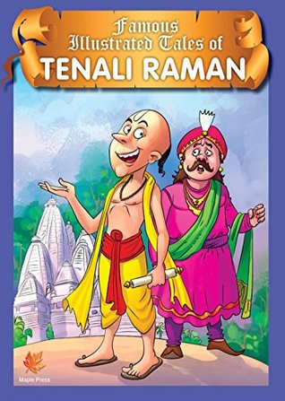 Tenali raman: Famous Illustrated Tales by Maple Press