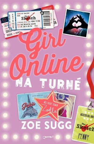 Girl Online na turné (Girl Online, #2)