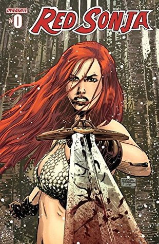 Red Sonja #0