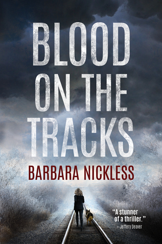 Blood on the Tracks (Sydney Rose Parnell #1)