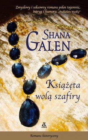 Ebook Książęta wolą szafiry by Shana Galen read!