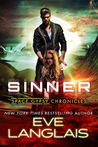 Sinner (Space Gypsy Chronicles, #2)