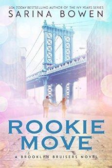 Brooklyn Bruisers - Tome 1 : Rookie Moove de Sarina Bowen 31223642