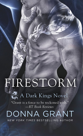 Firestorm (Dark Kings, #10)
