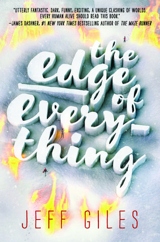Image result for the edge of everything cover
