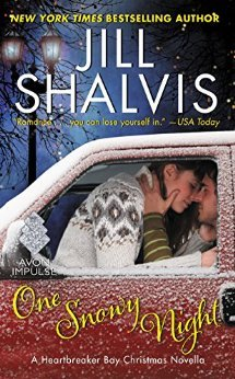 One Snowy Night (Heartbreaker Bay, #2.5)