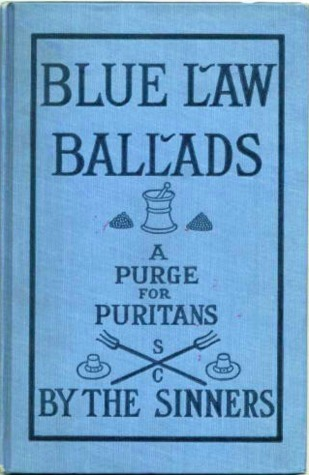 """blue laws The puritans were exiled from europe and settled in america in the 17th century, and europe's been laughing at us ever since back in their day they enact a collection of """"blue laws"""", secular regulations made to enforce one to obey religious ordinance."""