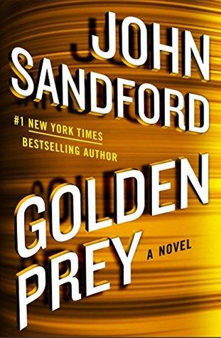 Golden Prey(Lucas Davenport 27)