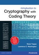 Introduction to Cryptography with Coding Theory: For Anna University