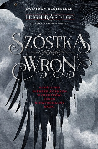 Ebook Szóstka wron by Leigh Bardugo TXT!