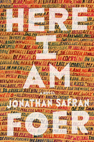 Image result for here i am jonathan safran foer