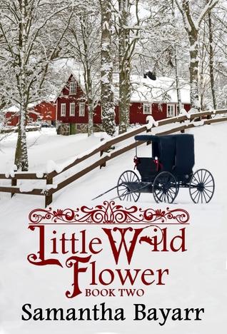 Little Wild Flower 2 by Samantha Jillian Bayarr