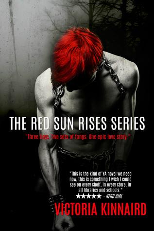 The Red Sun Rises Series Boxset