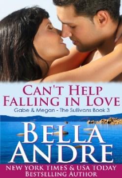 Can't Help Falling in Love (San Francisco Sullivans, #3; The Sullivans, #3)