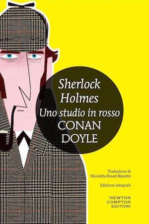 Sherlock Homes. Uno studio in rosso