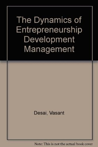 Pdf entrepreneurship development book