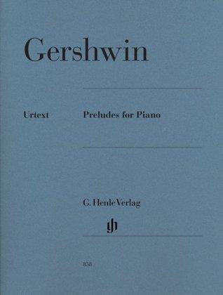 Preludes for Piano - Piano - (HN 858)