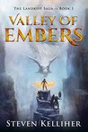 Valley of Embers (The Landkist Saga, #1)