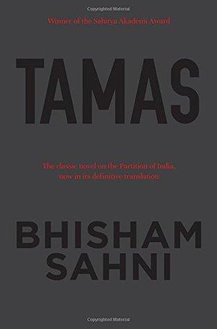 Tamas [Hardcover] BHISHAM SAHNI