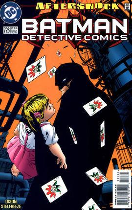 Detective Comics #726
