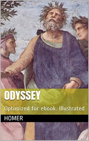 Odyssey: Optimized for ebook. Illustrated