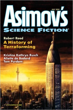 Asimov's Science Fiction, July 2010 (Asimov's Science Fiction, #414)