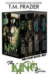 KING SERIES BUNDLE: The Four Book Set (King, #1-4)