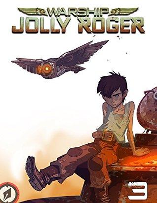 Warship Jolly Roger #3