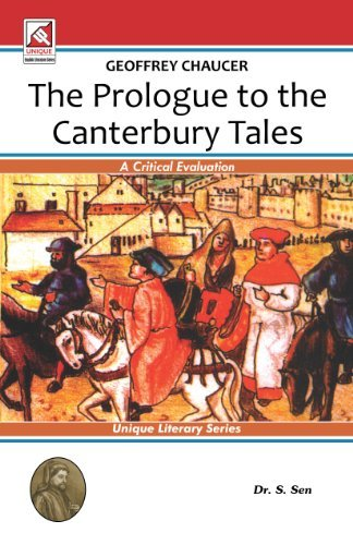 Chaucer: The Prologue to the Canterbury Tales Unique Publishers BooksnClicks